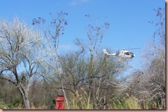 Border Patrol Helicopter