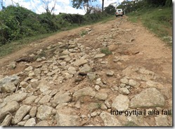 stenväg
