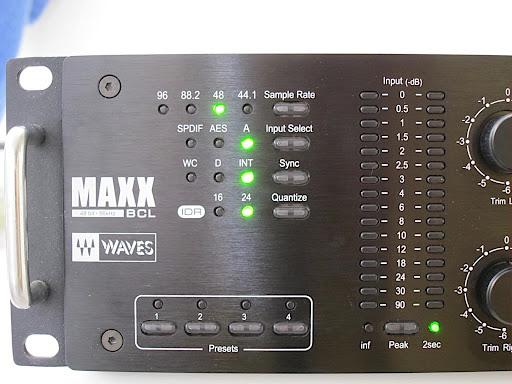 WAVES MAXXBCL 37548