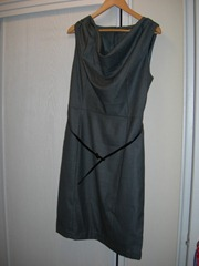 Grey dress from H&M - only $49.95!