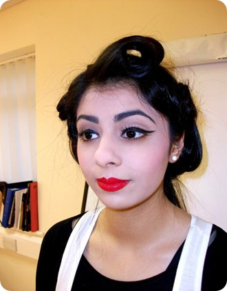 1950&#39;s Make -Up1 HCMUA