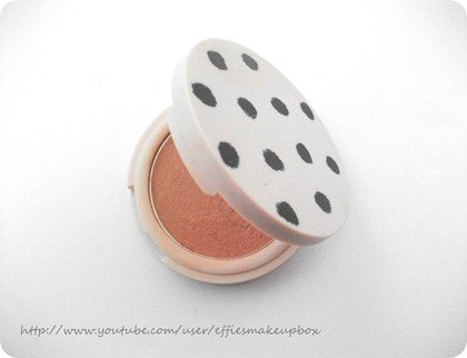 cream blush in butterscotch