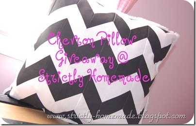 Chevron Pillow Giveaway v1