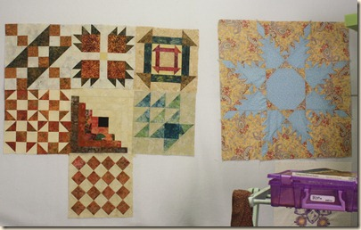 Design Wall 5-8-11