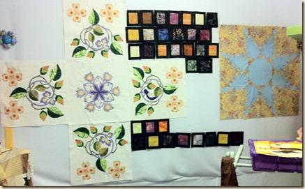 Design Wall 5-16-11