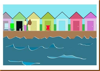beach huts 3