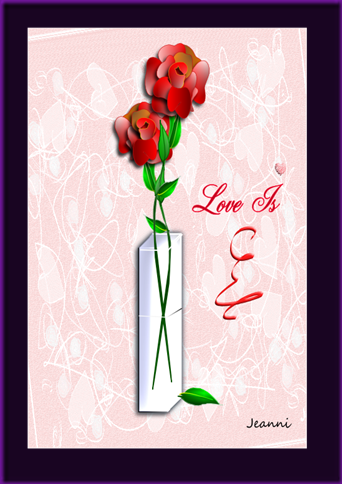 love is roses