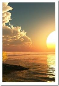 3D-Sun-Rising-3d-sun-rising-320x480