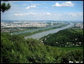 Вена, панорама
