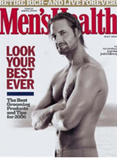 Men's Health (1-year) Magazine Subscription