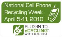National Cell Phone Recycling Week