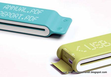 Imprimante USB de poche