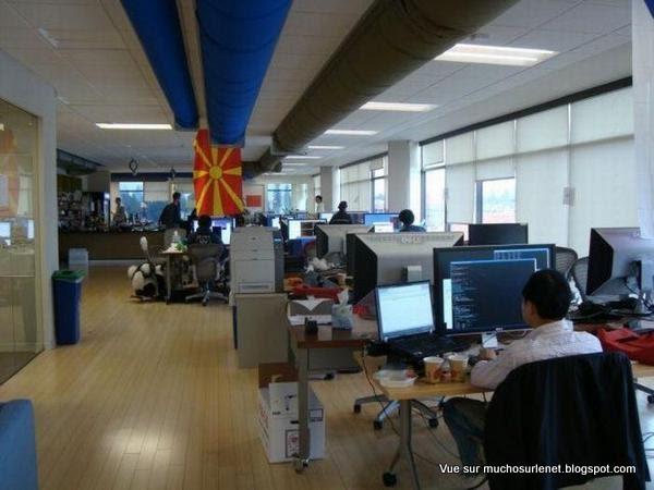 Bureaux20de20Facebook 12 - Facebook HQ (headquarters)