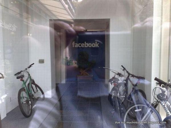 Les bureaux de Facebook