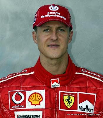 Ile de  Michael Schumacher