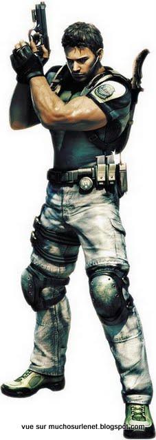 Chris Redfield – Resident Evil 5