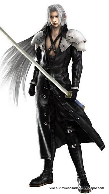 Sephiroth – Crisis Core: Final Fantasy VII