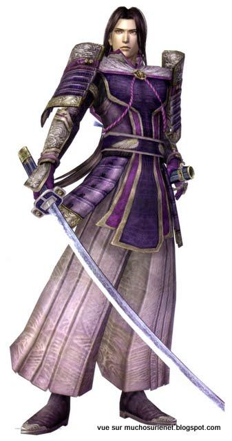 Mitsuhide Akechi – Samurai Warriors 2