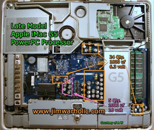 how to repair apple imac g