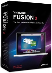 Purchase VMware Fusion 3