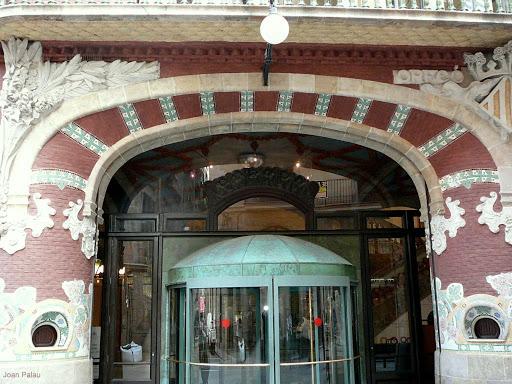 entrada peatones arco carpanel y taquillas