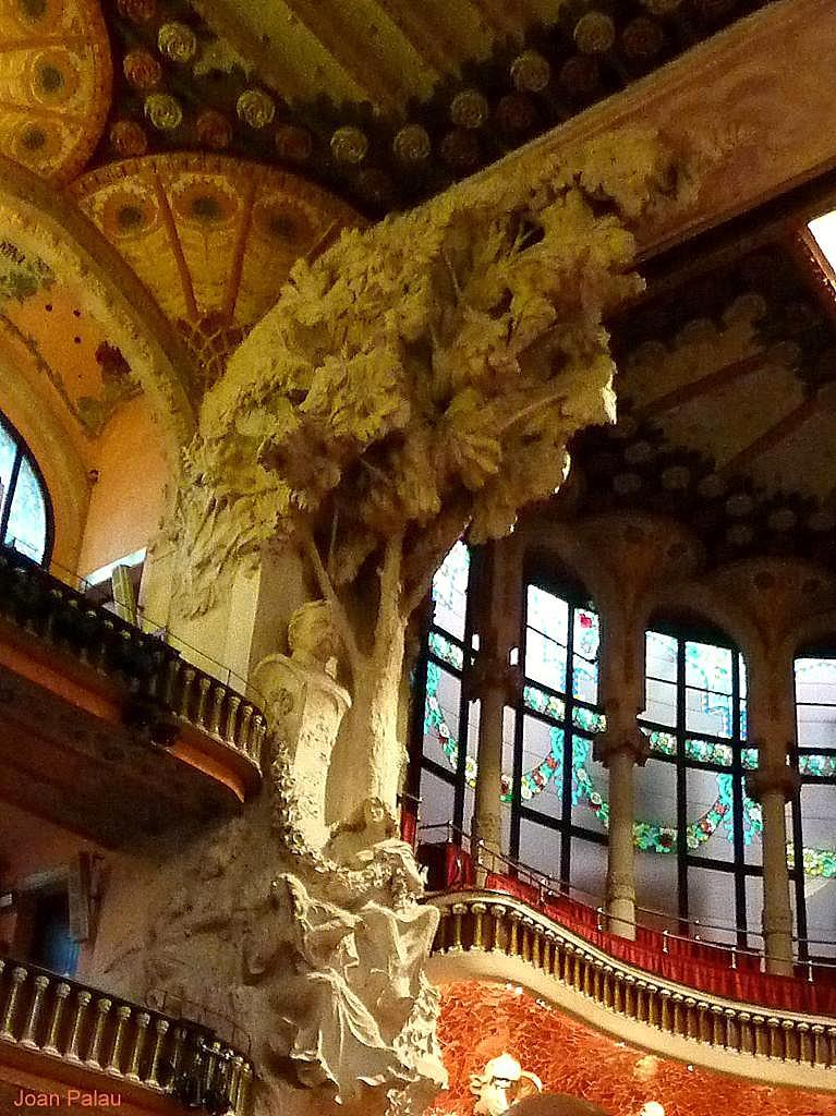 escultura de la msica popular catalana