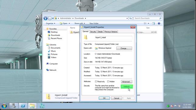 install hyper-v module7
