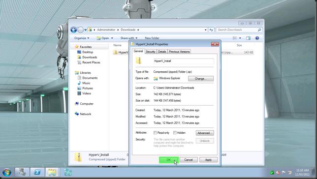 install hyper-v module8