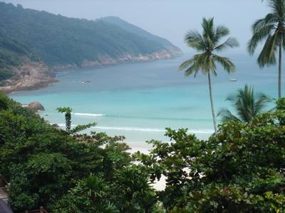 Malaysia - a perfect place for a beach holiday