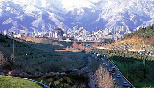 Tehran - an absolutely impressive capital of Iran