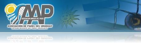 Logo Asociacion Padel Uruguay