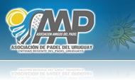 Asociacion Padel Uruguay Logo