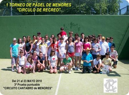 Torneo de Menores Circulo de REcreo 2010