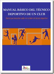 Manual Basico Tecnico Deportivo de Club Libro