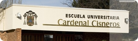 Escuela Universitaria Cardenal Cisneros Edificio