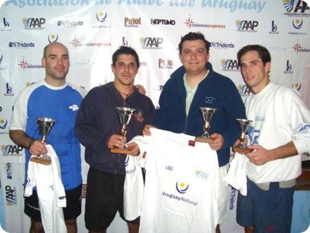 Los 4 finalistas