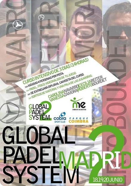 Global Padel System Cobra Sport Club Mostoles 2010