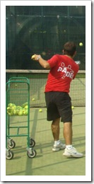 Monitor Padel Drop Shot