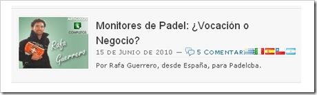 Rafa Guerrero para Padelcba web