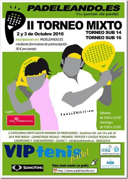 Padeleando Torneo en Murcia octubre de 2010 [800x600]