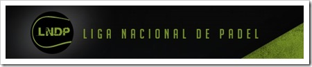 liga nacional de padel logo
