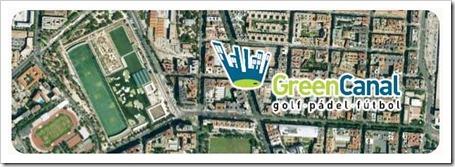 Green Canal PlanetaPadel