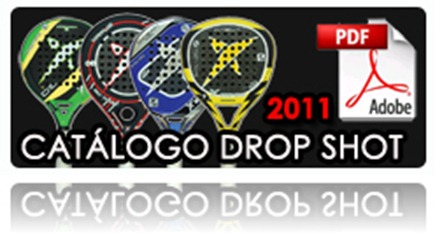 catalogo drop shot 2011 banner palas