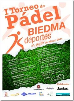 I Torneo de Pádel Biedma Deportes [800x600]