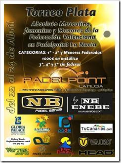 Gran Torneo NB de Padel, de Semana Santa, en Padelpoint La Nucía, Alicante