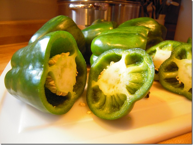green peppers 001