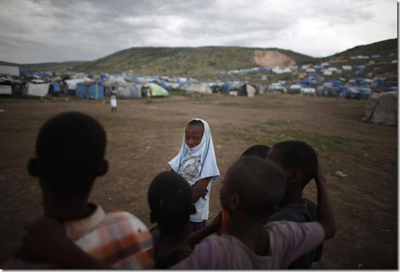 Haiti Six Months After