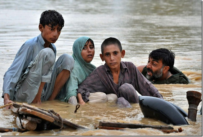 PAKISTAN-WEATHER-FLOOD