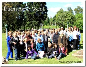 16 de octubre 2010 Centro de Jubilados Nueva Era