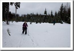 Snowshoeing-35
